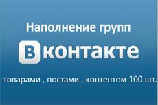 Сделаю заполнение 100 карточек товаров 12 - kwork.ru