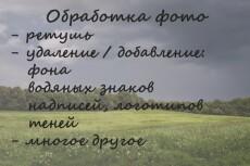 Удалю фон и водяные знаки с ваших фото 10 - kwork.ru