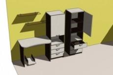 3д визуализация, экстерьер дома и дизайн фасадов 40 - kwork.ru