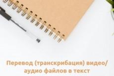 Текст с изображение в txt формат 3 - kwork.ru