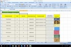 VBA Макросы MS Office 105 - kwork.ru