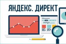 Поиск + РСЯ + Ретаргетинг настройка контекстной рекламы Яндекс.Директ 7 - kwork.ru