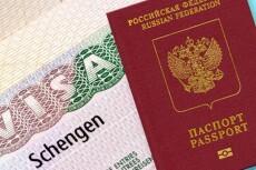 Заполню анкету на визу в любую страну Шенгенского соглашения 21 - kwork.ru