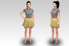Сделаю 3D  модель для визуализации / 3D-печати 43 - kwork.ru