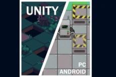 Создание игр на Unity под платформы Pc и Android 19 - kwork.ru