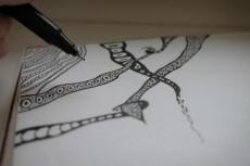 Сделаю эскиз для татуировки в графике. Любое изображение на Ваш вкус 16 - kwork.ru