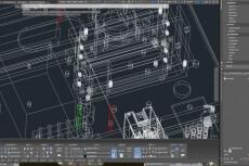 Разработаю или оцифрую чертежи любой сложности в AutoCAD 22 - kwork.ru