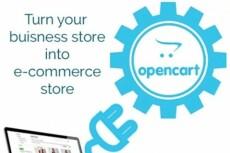 Доработка интернет-магазина на OpenCart 19 - kwork.ru