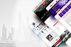 Уникальный Landing Page в PSD 40 - kwork.ru