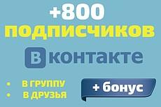 Раскрутка группы личными сообщениями подписчикам 41 - kwork.ru