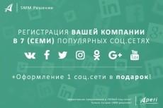Комплексное продвижение в Instagram на 5 дней 3 - kwork.ru