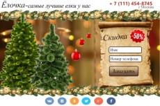 Создам Landing page 13 - kwork.ru