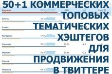 Прокачанные Твиттер аккаунты 2014 года 5 - kwork.ru