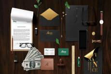 Создам :визитку, конверт, бланк, фирменный стиль 16 - kwork.ru