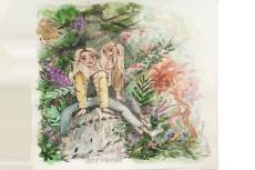 Нарисую иллюстрации в своей комикс стилистике 20 - kwork.ru