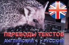 Переведу текст с Английского на русский и наоборот 4 - kwork.ru