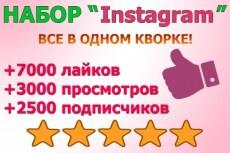 1000 вступивших в группу в Одноклассниках 31 - kwork.ru