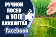 Качественный поисковый трафик с репостом в соц. сети 8 - kwork.ru