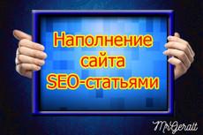 Напишу продающий бизнес-текст, выполню описание товара 17 - kwork.ru