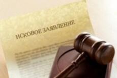 Составим исковое заявление по делу о защите прав потребителей 13 - kwork.ru