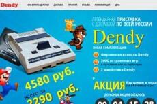 Копия сайта, лендинга, плюс заявки на вашу почту 5 - kwork.ru