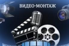 Качественно смонтирую видеоролик (или слайд-шоу) 16 - kwork.ru