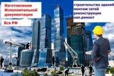 Рабочий проект коттеджа с общей площадью 150 м2 23 - kwork.ru