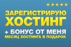 Регистрация домена и хостинга 15 - kwork.ru