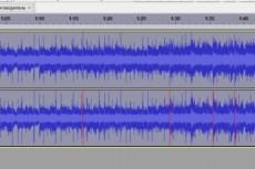 Обрежу любой участок аудио файла 15 - kwork.ru