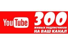 Добавлю 250 подписчиков на ваш канал YouTube | Ручная работа, без списаний 7 - kwork.ru