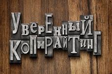 Напишу 6000 символов качественного контента 18 - kwork.ru