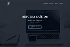 Сделаю Качественную копию Лендинга с Доработками 4 - kwork.ru