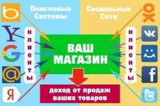Интернет-магазин под ключ 9 - kwork.ru