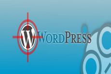 Установка и перенос сайтов на Вордпресс 17 - kwork.ru