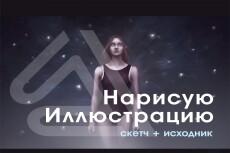 3 уникальных стикера с вами или любым персонажем в моем стиле 36 - kwork.ru