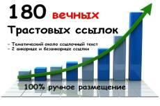 Размещение ссылок на трастовом ресурсе в тематической статье 19 - kwork.ru