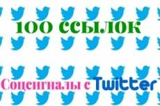 25 супер жирных ссылок. Общий ТИЦ сайтов более 150.000 33 - kwork.ru