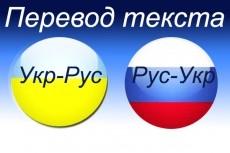 Сделаю перевод текста с английского на русский 6 - kwork.ru