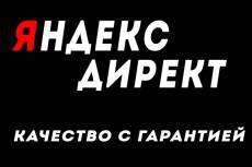 Настройка контекстной рекламы Яндекс Директ Создание кампании под ключ 6 - kwork.ru