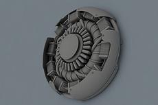 3D модель, текстурирование, рендер 12 - kwork.ru