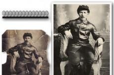 Профессиональная реставрация старых фотографий 12 - kwork.ru