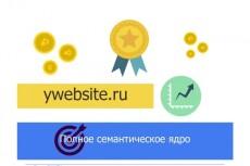 Создание сайта на WordPress 6 - kwork.ru