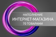 Описания для интернет-магазинов: конкретные и продающие 9 - kwork.ru