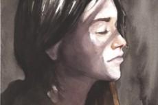 Нарисую Ваш портрет по фото акварелью 8 - kwork.ru