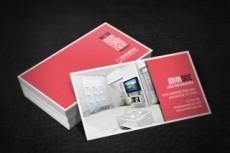 Разработаю дизайн визитной карточки 17 - kwork.ru
