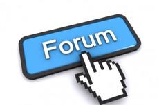 Оставлю ваше объявление на 10 тематических форумах 15 - kwork.ru