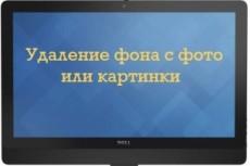 Уберу или заменю фон до 25 шт. 19 - kwork.ru