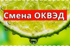 Выписка из егрюл с электронно цифровой подписью ИФНС 8 - kwork.ru