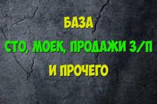 База для рассылки. Тематика инвестирование, бизнес - 1 млн 10 - kwork.ru