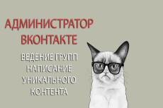 Комплексное продвижение Вконтакте 57 - kwork.ru